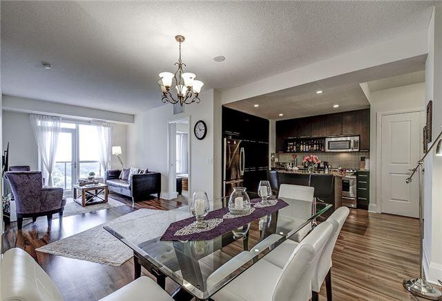 Condo Apartment at 100 Harrison Garden Blvd, Unit 1423, Toronto, Ontario. Image 5