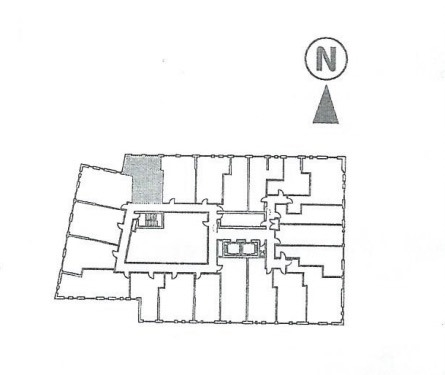 Condo Apartment at 128 Fairview Mall Dr, Unit 409, Toronto, Ontario. Image 3