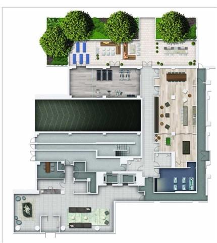 Condo Apartment at 128 Fairview Mall Dr, Unit 409, Toronto, Ontario. Image 4