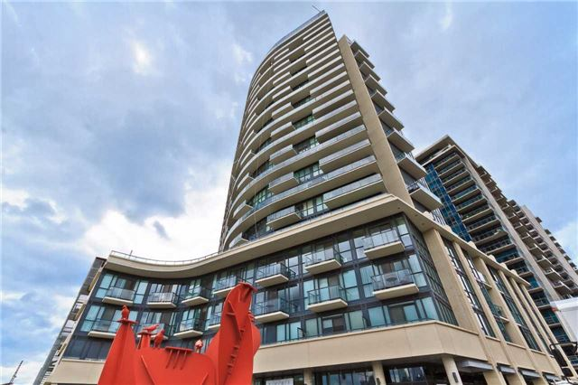 Condo Apartment at 51 East Liberty St, Unit 807, Toronto, Ontario. Image 1