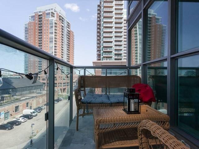 Condo Apartment at 69 Lynn Williams St, Unit 611, Toronto, Ontario. Image 5