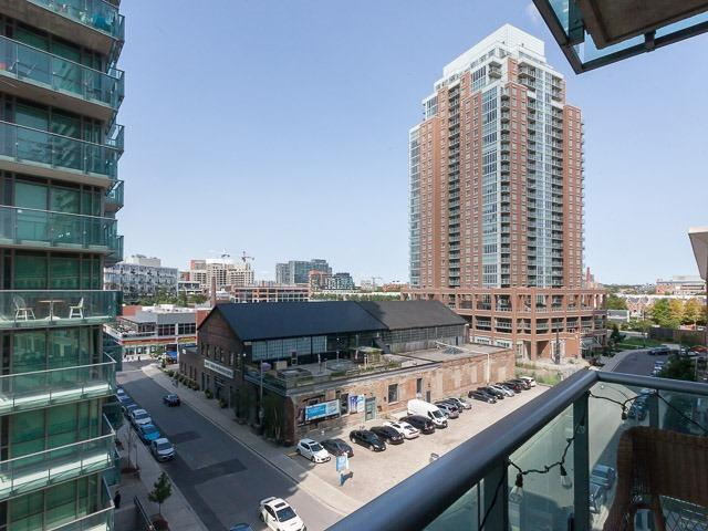 Condo Apartment at 69 Lynn Williams St, Unit 611, Toronto, Ontario. Image 7