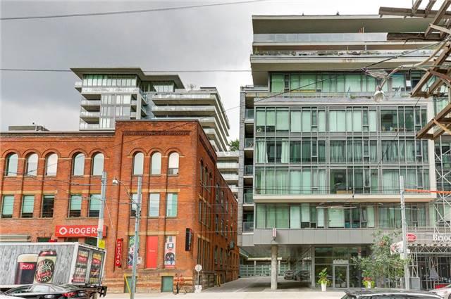 Condo Apartment at 95 Bathurst St E, Unit 109, Toronto, Ontario. Image 1