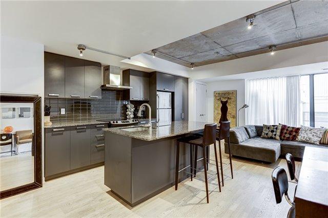 Condo Apartment at 95 Bathurst St E, Unit 109, Toronto, Ontario. Image 16