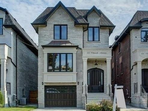 Detached at 155 Church Ave, Toronto, Ontario. Image 1