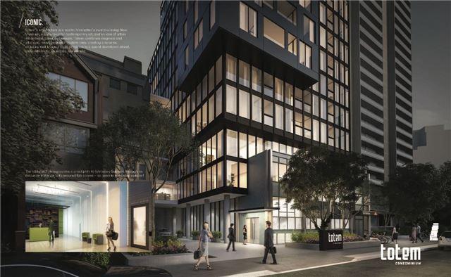 Condo Apartment at 17 Dundonald St, Unit 307, Toronto, Ontario. Image 4