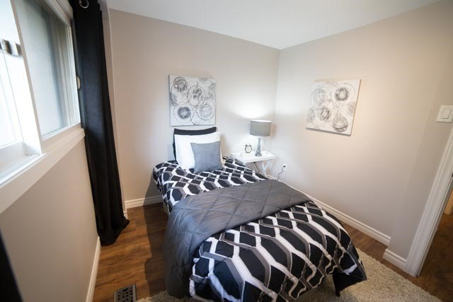 Townhouse at 64 Wychcrest Ave, Toronto, Ontario. Image 3