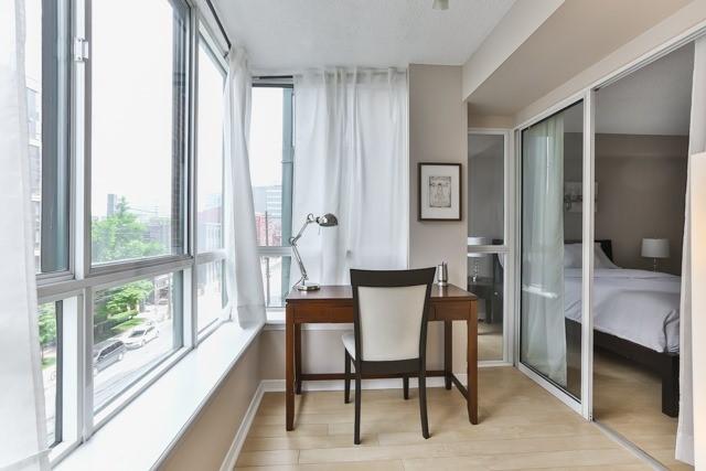 Condo Apartment at 801 King St W, Unit 416, Toronto, Ontario. Image 3