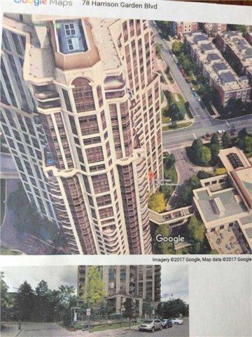 Condo Apartment at 78 Harrison Garden Blvd, Unit 2012, Toronto, Ontario. Image 1