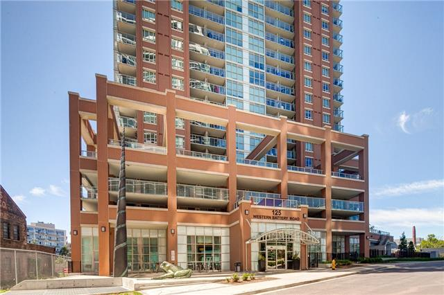 Condo Apartment at 125 Western Battery Rd, Unit 1608, Toronto, Ontario. Image 13