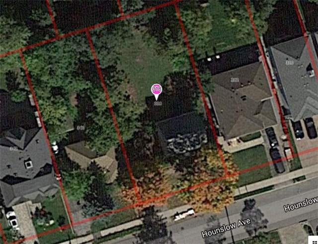 Detached at 318 Hounslow Ave, Toronto, Ontario. Image 1