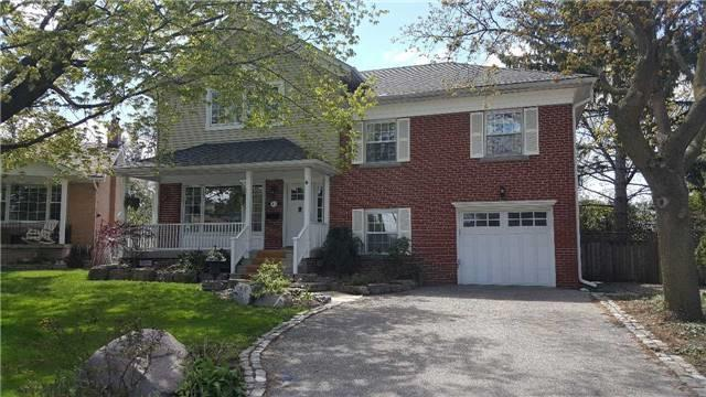 Detached at 43 Elynhill Dr, Toronto, Ontario. Image 1