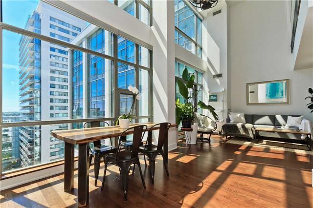 Condo Apartment at 637 Lake Shore Blvd W, Unit 833, Toronto, Ontario. Image 17