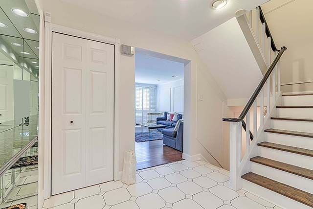 Condo Townhouse at 9 Brassbell Mill Way, Unit 81, Toronto, Ontario. Image 13