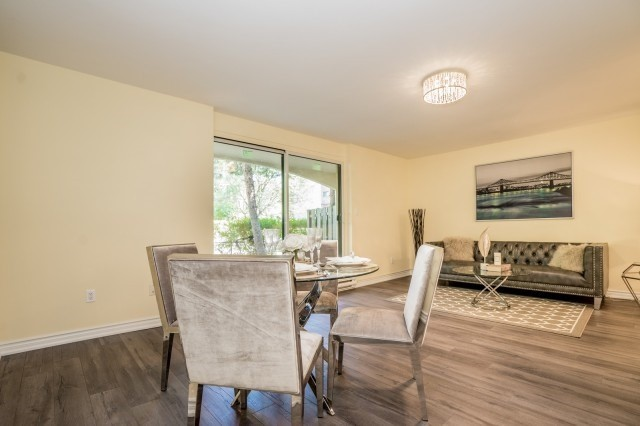 Condo Townhouse at 20 Moonstone  Bywy, Unit 181, Toronto, Ontario. Image 18