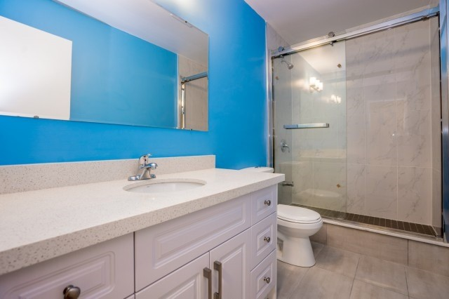 Condo Townhouse at 20 Moonstone  Bywy, Unit 181, Toronto, Ontario. Image 6