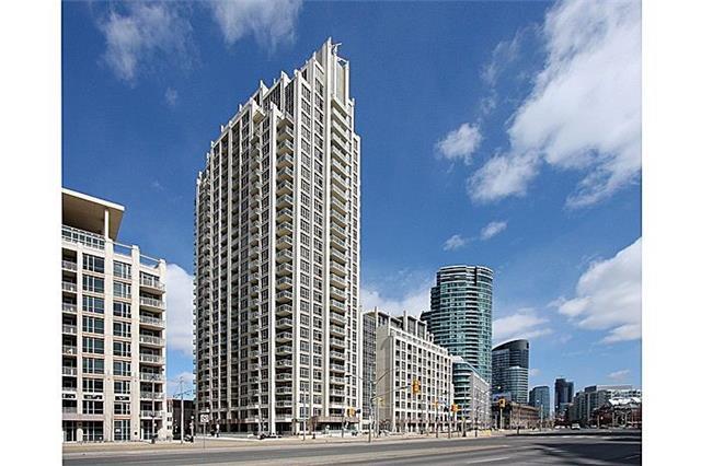 Condo Apartment at 21 Grand Magazine St, Unit 2309, Toronto, Ontario. Image 1