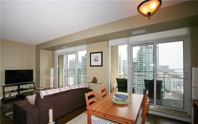 Condo Apartment at 21 Grand Magazine St, Unit 2309, Toronto, Ontario. Image 17