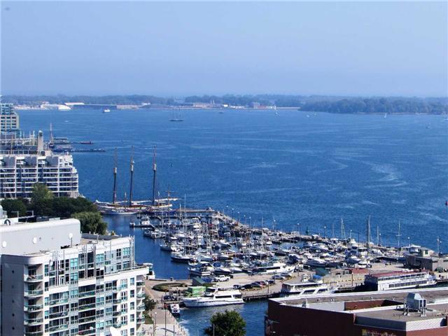 Condo Apartment at 21 Grand Magazine St, Unit 2309, Toronto, Ontario. Image 4