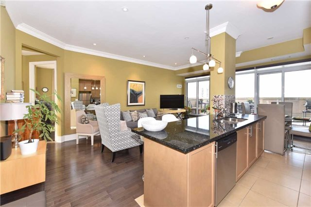 Condo Apartment at 133 Wynford Dr, Unit Ph 104, Toronto, Ontario. Image 16