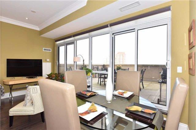 Condo Apartment at 133 Wynford Dr, Unit Ph 104, Toronto, Ontario. Image 2