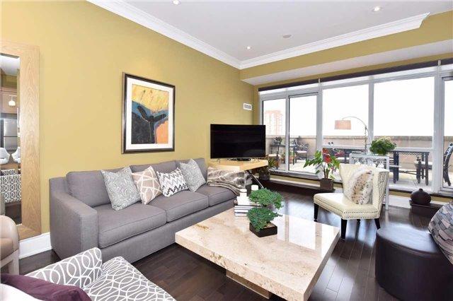 Condo Apartment at 133 Wynford Dr, Unit Ph 104, Toronto, Ontario. Image 3