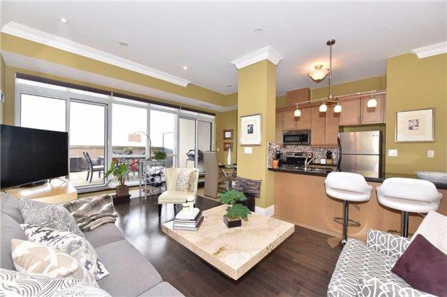 Condo Apartment at 133 Wynford Dr, Unit Ph 104, Toronto, Ontario. Image 4