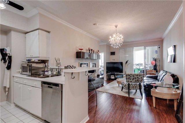 Condo Apartment at 10 Queens Quay W, Unit 2404, Toronto, Ontario. Image 10