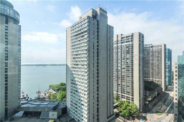 Condo Apartment at 10 Queens Quay W, Unit 2404, Toronto, Ontario. Image 2