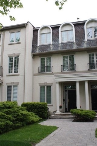 Townhouse at 3036-D Bayview Ave, Unit D, Toronto, Ontario. Image 1
