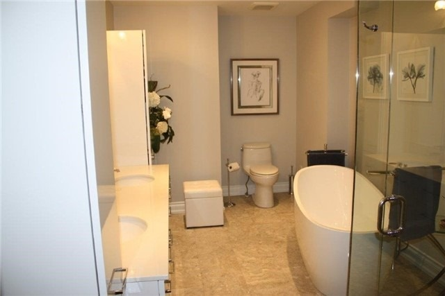 Townhouse at 3036-D Bayview Ave, Unit D, Toronto, Ontario. Image 5