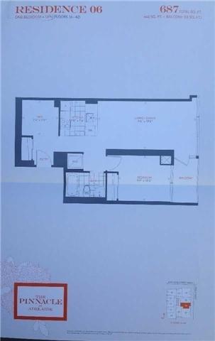 Condo Apartment at 295 Adelaide St W, Unit 1606, Toronto, Ontario. Image 1