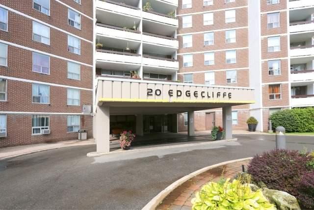 Condo Apartment at 20 Edgecliff Gfwy, Unit 1506, Toronto, Ontario. Image 3