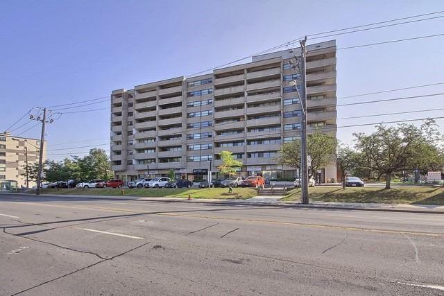 Condo Apartment at 3555 Bathurst St, Unit 707, Toronto, Ontario. Image 1