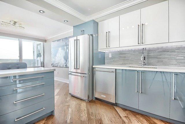 Condo Apartment at 3555 Bathurst St, Unit 707, Toronto, Ontario. Image 17