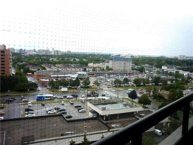 Condo Apartment at 1101 Steeles Ave W, Unit 1401, Toronto, Ontario. Image 3
