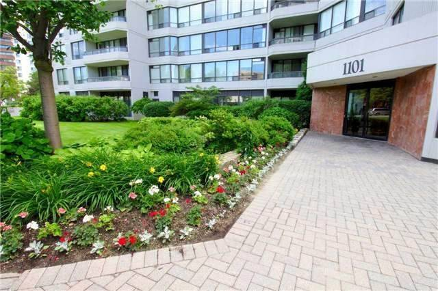 Condo Apartment at 1101 Steeles Ave W, Unit 1401, Toronto, Ontario. Image 13