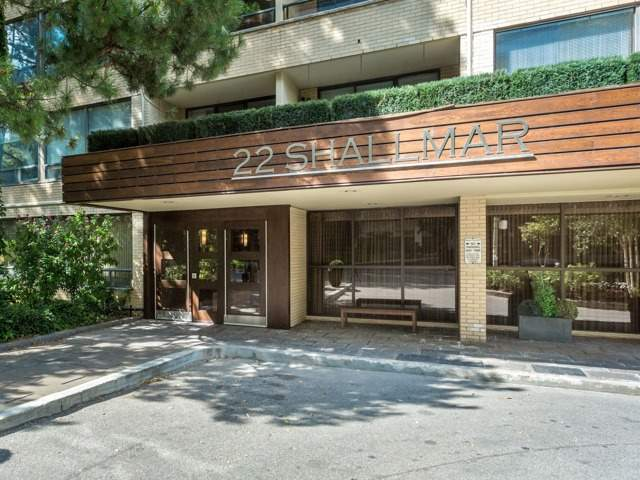 Condo Apartment at 22 Shallmar Blvd, Unit 204, Toronto, Ontario. Image 1