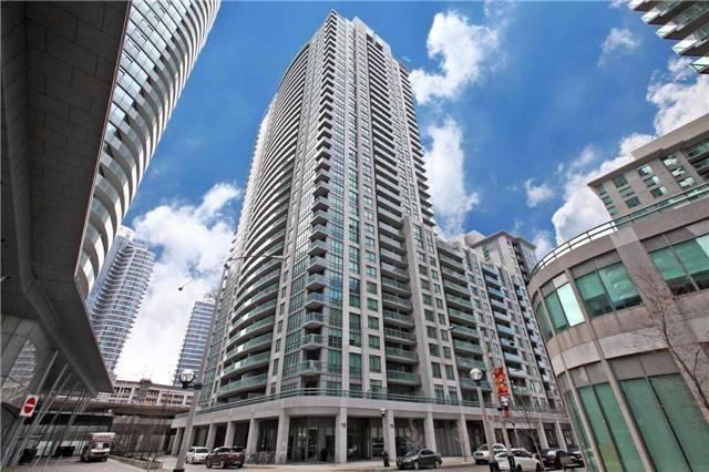 Condo Apartment at 19 Grand Trunk Cres, Unit 801, Toronto, Ontario. Image 1