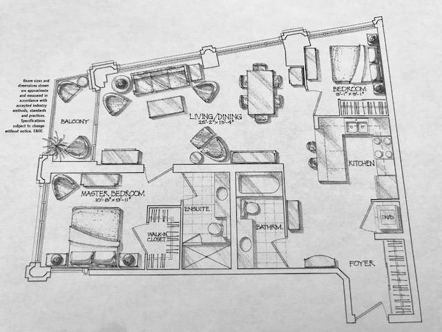 Condo Apartment at 628 Fleet St, Unit 424, Toronto, Ontario. Image 3