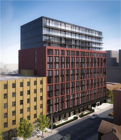 Condo Apartment at 608 Richmond St W, Unit 1003, Toronto, Ontario. Image 2