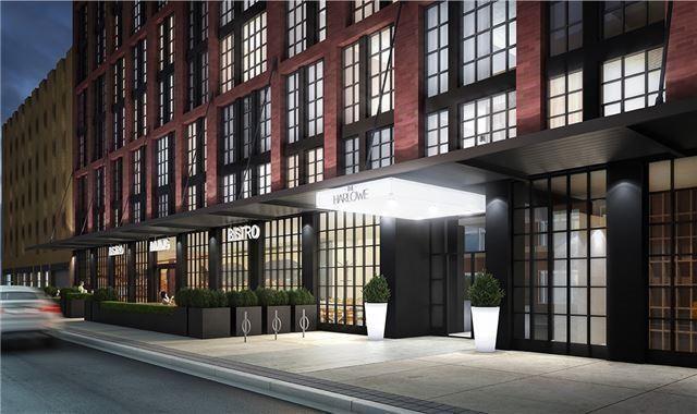 Condo Apartment at 608 Richmond St W, Unit 1003, Toronto, Ontario. Image 8