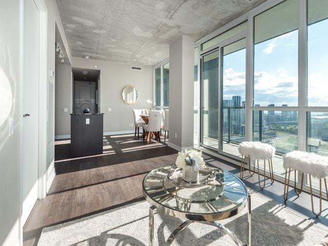 Condo Apartment at 88 Blue Jays Way, Unit 3109, Toronto, Ontario. Image 4