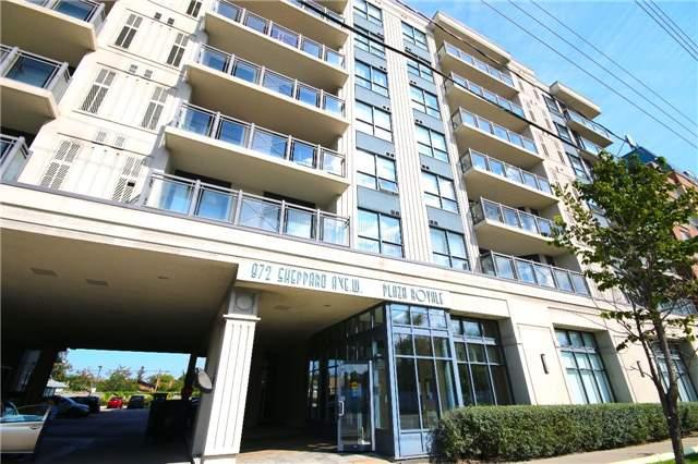 Condo Apartment at 872 Sheppard Ave W, Unit 708, Toronto, Ontario. Image 1