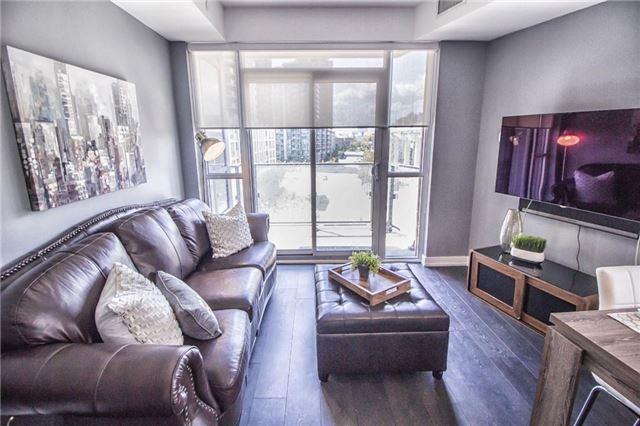 Condo Apartment at 50 Bruyeres Mews, Unit 631, Toronto, Ontario. Image 12