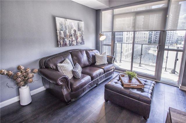 Condo Apartment at 50 Bruyeres Mews, Unit 631, Toronto, Ontario. Image 14