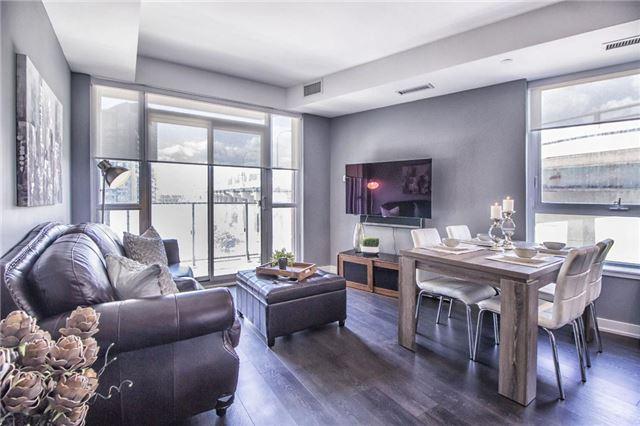 Condo Apartment at 50 Bruyeres Mews, Unit 631, Toronto, Ontario. Image 16