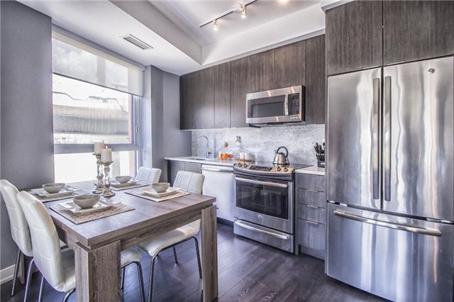 Condo Apartment at 50 Bruyeres Mews, Unit 631, Toronto, Ontario. Image 2