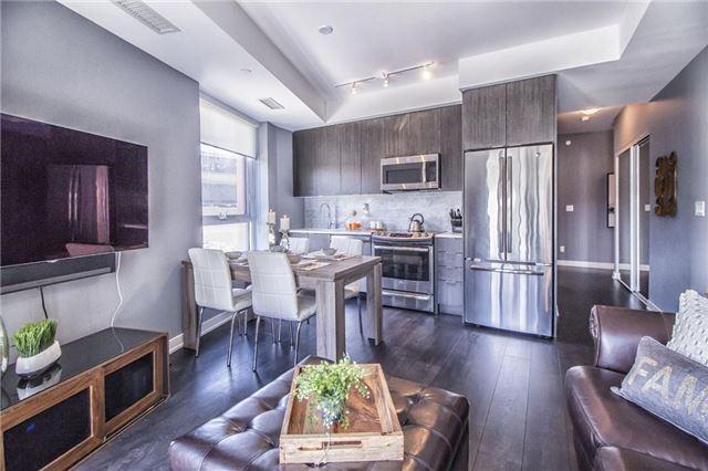 Condo Apartment at 50 Bruyeres Mews, Unit 631, Toronto, Ontario. Image 4