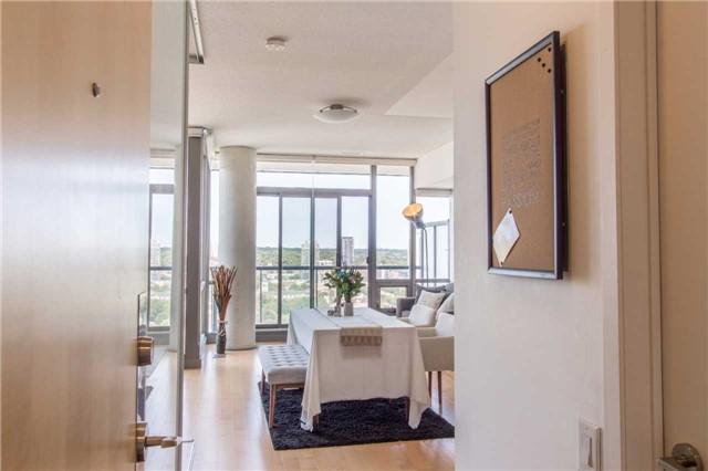 Condo Apartment at 33 Mill St, Unit 2308, Toronto, Ontario. Image 1